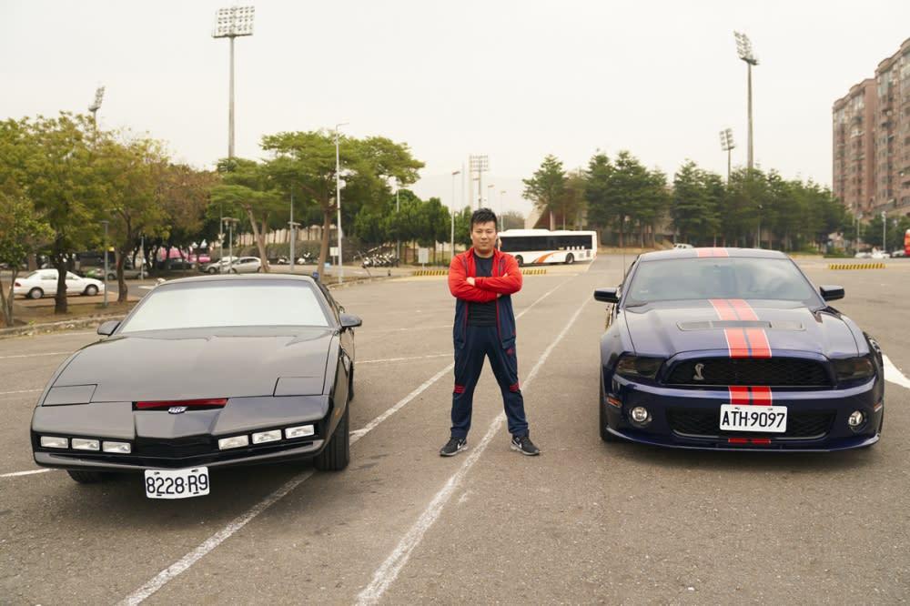 兩代霹靂車的收藏家:前拳擊國手蔡至閔