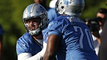 Lions left tackle Taylor Decker could miss start of season