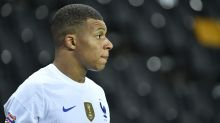 Kylian Mbappe isolates from France squad after testing positive for coronavirus