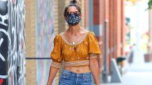 Katie Holmes Brightens Up N.Y.C., Plus Sarah Jessica Parker, Teddi Mellencamp and More
