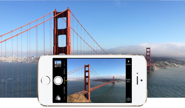 Using the iPhone or iPod touch to introduce photography to children