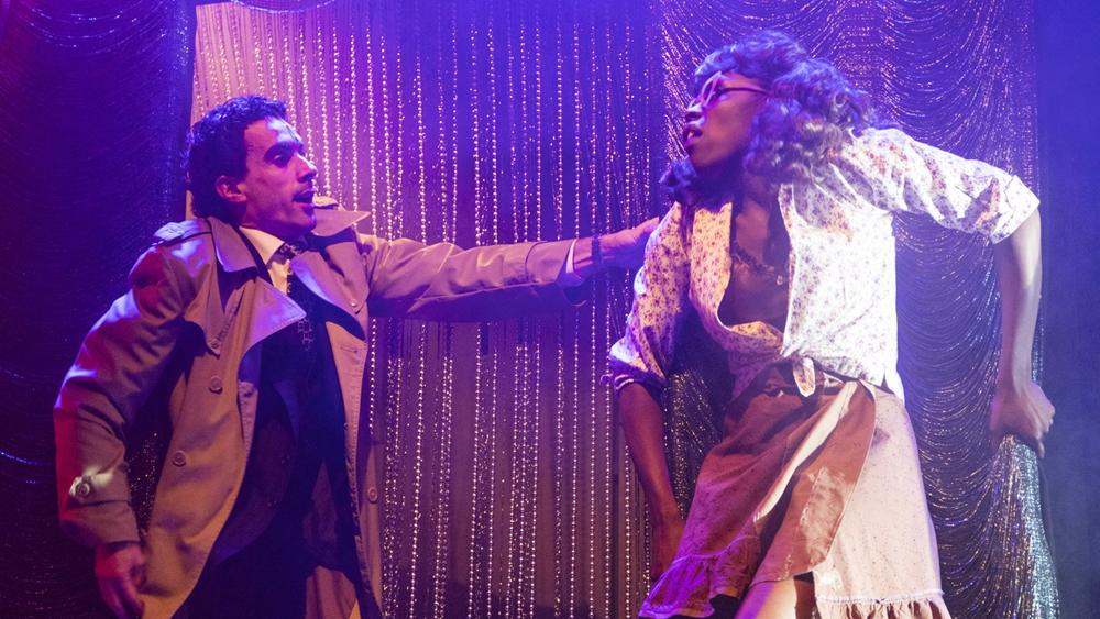 London Theater Review: 'The Stripper,' A New Musical by The Creator of  'Rocky Horror Show'