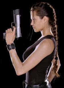 Angelina Jolie buys Ghost Squad, promotes violence