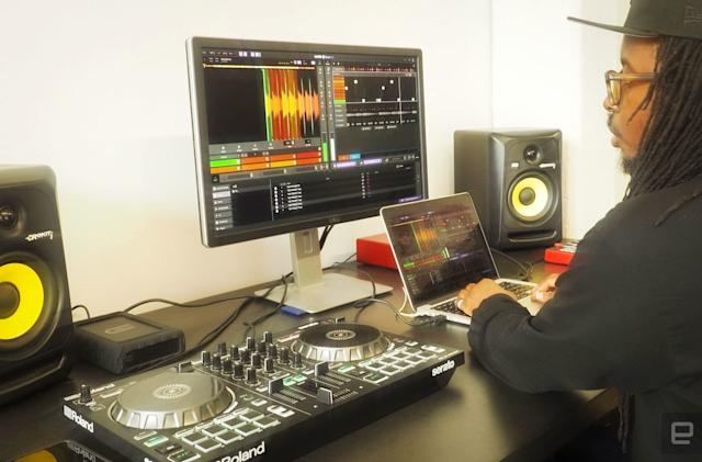 Serato Studio's latest update includes a limited free version