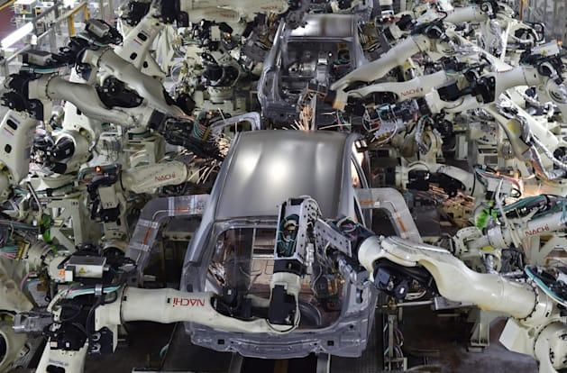 Robots expected to run half of Japan by 2035