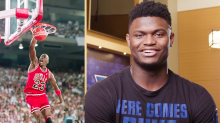 Zion Williamson Remembers the Time Michael Jordan Did Something Insane