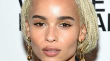 Zoë Kravitz Talks Hollywood's Race Issues and How Women of Color Fare