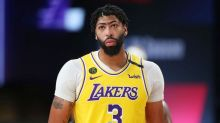 """Lakers' Anthony Davis """"good to go"""" for Game 5 despite sprained ankle"""