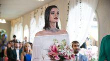 'Verão 90': Vestido de noiva de Camila Queiroz está à venda no shopping e custa R$ 1,4 mil