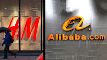 Alibaba extends deal with H&M