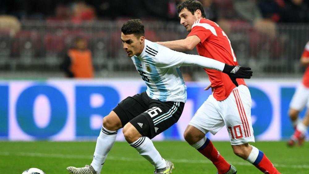 Argentina y Sampaoli encontraron el desequilibrio que necesitaban en el fútbol local, con Pavón