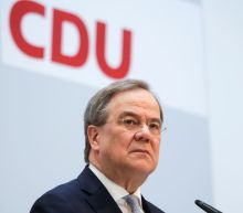 German conservatives openly at odds over who should succeed Merkel