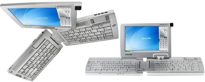 Samsung's SPH-P9000 Deluxe MITs: Windows XP at 75 MPH