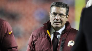Redskins deny report of Snyder's draft takeover
