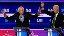 Sanders at center of attack in debate ahead of South Carolina primary