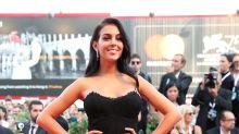 Georgina Rodriguez incanta al Festival di Venezia