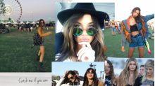 Style me up! by Jill Asemota: So stylst du den Coachella Festival Look 2017