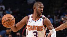 Chris Paul helps Phoenix Suns hang on to beat Philadelphia 76ers