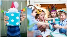 Could $5 kids parties spell the end of birthday presents?