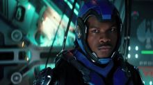 Here's John Boyega piloting in an epic Jaeger-on-Jaeger battle from 'Pacific Rim Uprising' (exclusive)