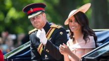 Prinz Harry und Meghan: Ihre erste offizielle Auslandsreise steht an