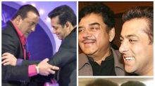 Salman Khan reveals the one thing he admires about Sanjay Dutt, Govinda and Shatrughan Sinha