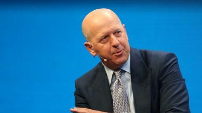 Goldman Sachs's David Solomon to become CEO