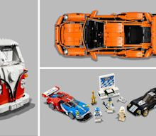 The Coolest Real-Life Lego Cars You Can Buy