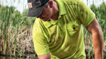 'Crazy perfect': Carhartt men's quick-dry shirts are 50 percent off, today only