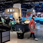 Shoppers Return to Supermarkets as Wuhan Malls Reopen After COVID-19 Lockdown