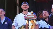 After his unbelievable season, what's next for NL MVP Kris Bryant?