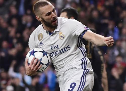 """Real-Atlético: Benzema est franc, il a vu une """"démonstration"""" de son équipe"""