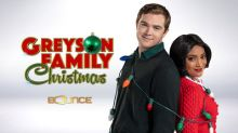 Bounce Announces Two Original Holiday Movies: Every Day But Christmas World Premieres Sunday, December 1 at 9:00 p.m. (ET/PT) Greyson Family Christmas Bows Sunday, December 8 at 9:00 p.m. (ET/PT)