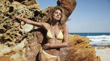 Amaia Salamanca presume de cuerpazo como modelo de women'secret