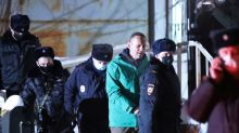 Kremlin critic Alexei Navalny held in infamous Moscow jail