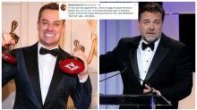 Russell Crowe was right about the Logies