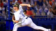 Blue Jays' bullpen falters in loss to Phillies