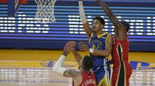 Poole's career-high 38 points lead Warriors past Pelicans