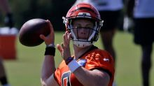 Joe Burrow's fit for his 1st NFL start with Bengals went viral