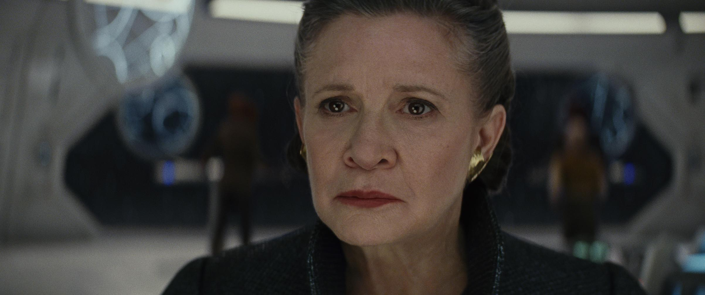 Princess Leia will be in 'Star Wars: Episode IX': 'We have found a way to honor Carrie's legacy'