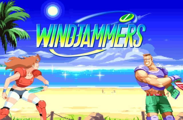 16-bit cult classic 'Windjammers' is headed to Nintendo Switch