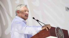 """Presidente de México a FMI: """"dejen de estar solapando a gobiernos corruptos"""""""