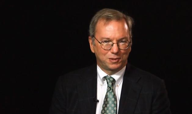 Eric Schmidt: my biggest mistake at Google was not anticipating social