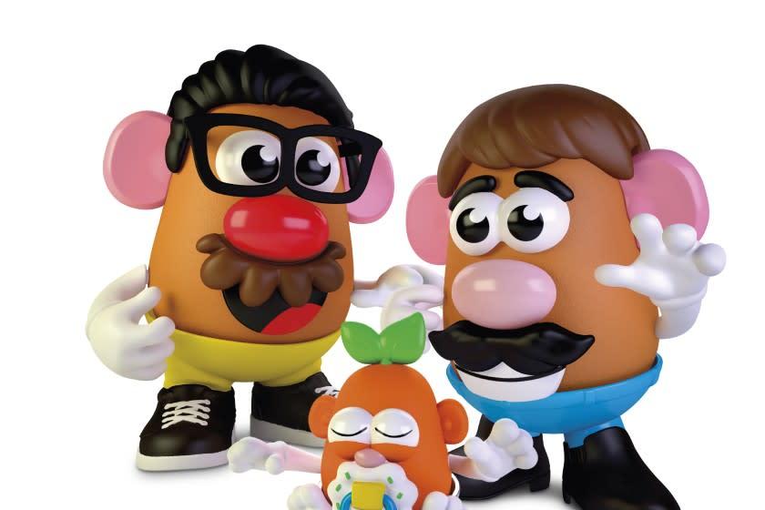 Column: Genderless Potato Heads are no cause for panic - Yahoo News