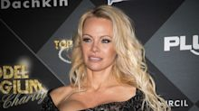 Pamela Anderson shares first photo with new husband Jon Peters