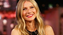 Gwyneth Paltrow poses semi nude in mud for Goop's first magazine cover