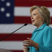 'Steady stream of bigotry': Clinton rips Trump in speech linking him to 'alt-right'