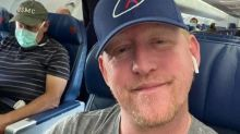 Former Navy Seal who killed Osama bin Laden is banned from Delta Air Lines after not wearing mask