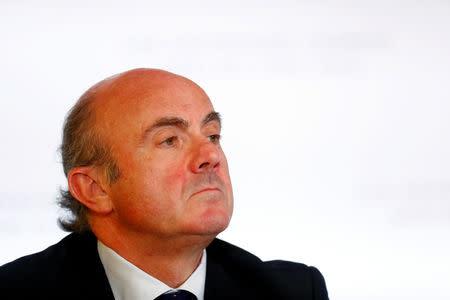 Ecb S De Guindos Warns Of Risks Of Eu Planned Bad Loan Reform