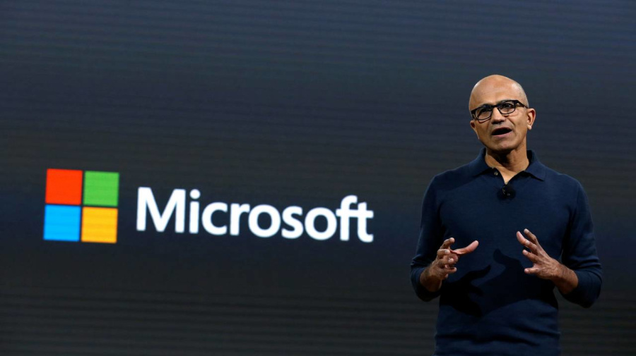 Microsoft's earnings beat expectations